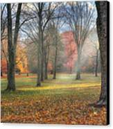 A November Morning Canvas Print