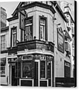 A Pub On Every Corner Canvas Print by Georgia Fowler