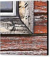 A Quarter Window Canvas Print