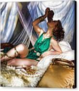 A Taste Of Luxury Canvas Print