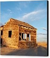 Abandoned - California Desert Canvas Print