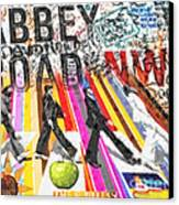 Abbey Road Canvas Print by Mo T