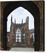 Abbey Ruin - Scotland Canvas Print