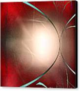 Abstract 550 Canvas Print
