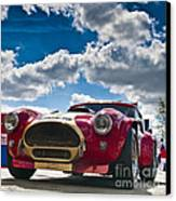 Ac Cobra Canvas Print by Mike Hayward