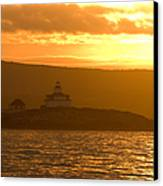 Acadia Lighthouse  Canvas Print