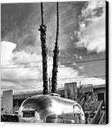 Ace Trailer Palm Springs Canvas Print by William Dey
