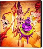 Aces High Canvas Print by Bob Orsillo