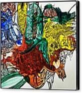 Acochlidium Canvas Print by Nickolas Kossup