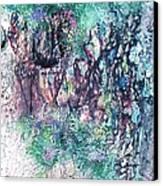 Actors N Musicians Caravan Canvas Print by Robert Stagemyer
