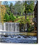 Adairs Mill Canvas Print by Bob Jackson