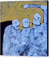 Aetas No 4 Canvas Print by Mark M  Mellon