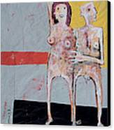 Aetas No 9 Canvas Print