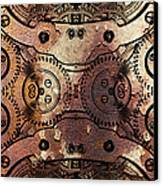 Age Of The Machine 20130605rust Long Canvas Print