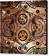 Age Of The Machine 20130605rust Vertical Canvas Print
