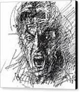 Al Pacino Canvas Print by Ylli Haruni