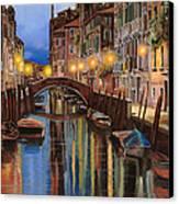alba a Venezia  Canvas Print