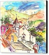 Alcoutim In Portugal 07 Canvas Print