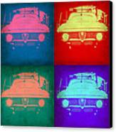 Alfa Romeo  Pop Art 1 Canvas Print