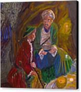 Ali Baba Canvas Print by Mounir Mounir