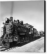 All Aboard Canvas Print by Robert Bales