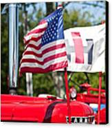 All American Canvas Print by Bill Wakeley