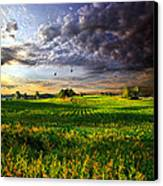 All I Need Canvas Print by Phil Koch