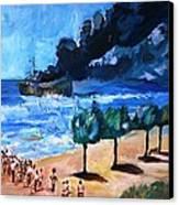 Altalena Canvas Print