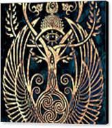 Altar #1 Canvas Print by Cristina McAllister