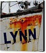 Alynn Canvas Print by Mamie Gunning