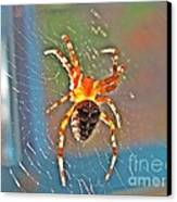 Amber Thing Canvas Print