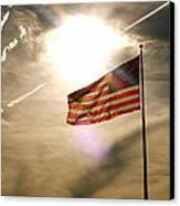 America Canvas Print by Paul Foutz