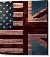 American Jack II Canvas Print by April Moen