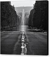 American Road Trip Canvas Print