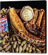 America's Pastime Canvas Print by Ken Smith