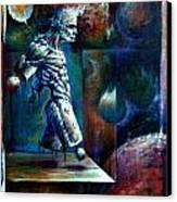 Amputee Canvas Print by David Bollt