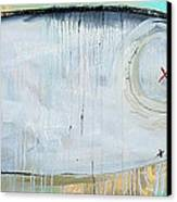 An Allegory Of Things Unknown 2 Canvas Print by Mark M  Mellon