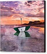 An Enchanting Evening Canvas Print by Betsy Knapp