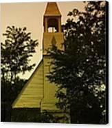 An Old Church Near Moxee Wa Canvas Print by Jeff Swan
