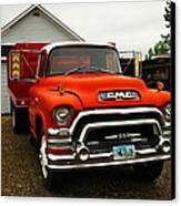 An Old Gmc  Canvas Print by Jeff Swan