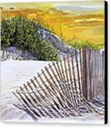 Anastasia Sunset Canvas Print