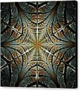 Ancient Shield Canvas Print by Anastasiya Malakhova