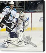 Anders Lindback Canvas Print by Don Olea