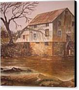 Anderson Mill Canvas Print