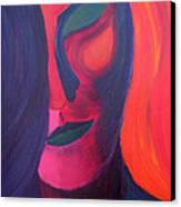 Angel Canvas Print by Daina White