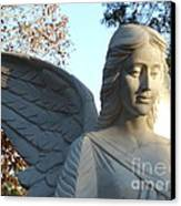 Angel Of The Morning Canvas Print by Kevin Croitz