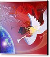 Angelus Canvas Print