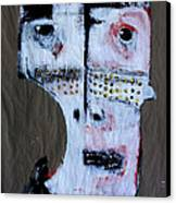 Animus No 1 Canvas Print