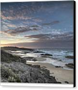 Anna Bay Sunrise Canvas Print by Steve Caldwell