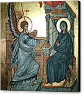 Annunciation Canvas Print by Filip Mihail